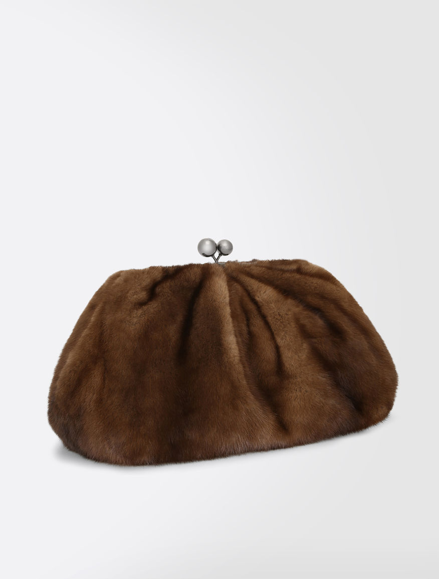 Fur Pasticcino Bag Weekend Maxmara