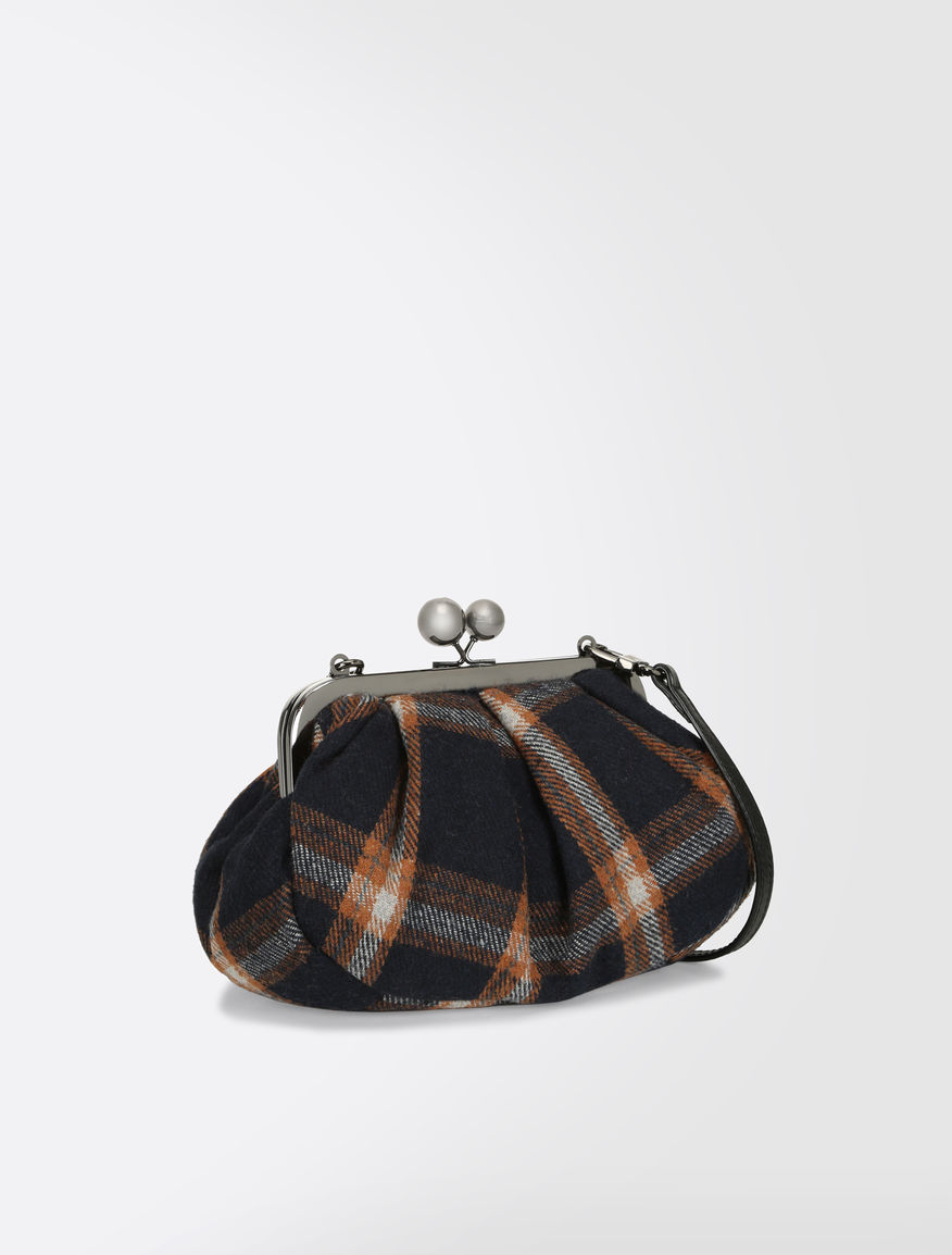 Tartan Mini clutch Bag Weekend Maxmara