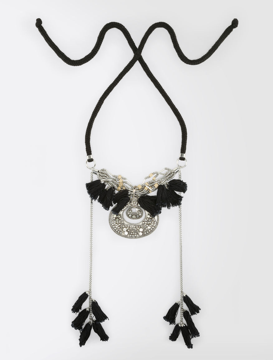Ethnic necklace with tassels Weekend Maxmara
