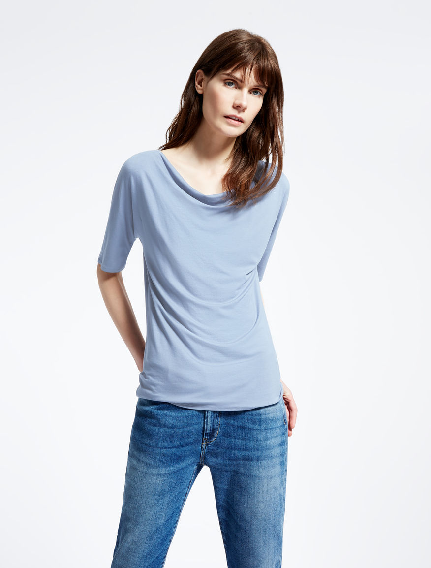 Viscose jersey T-shirt Weekend Maxmara