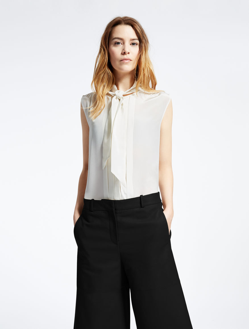 Pure silk shirt Weekend Maxmara