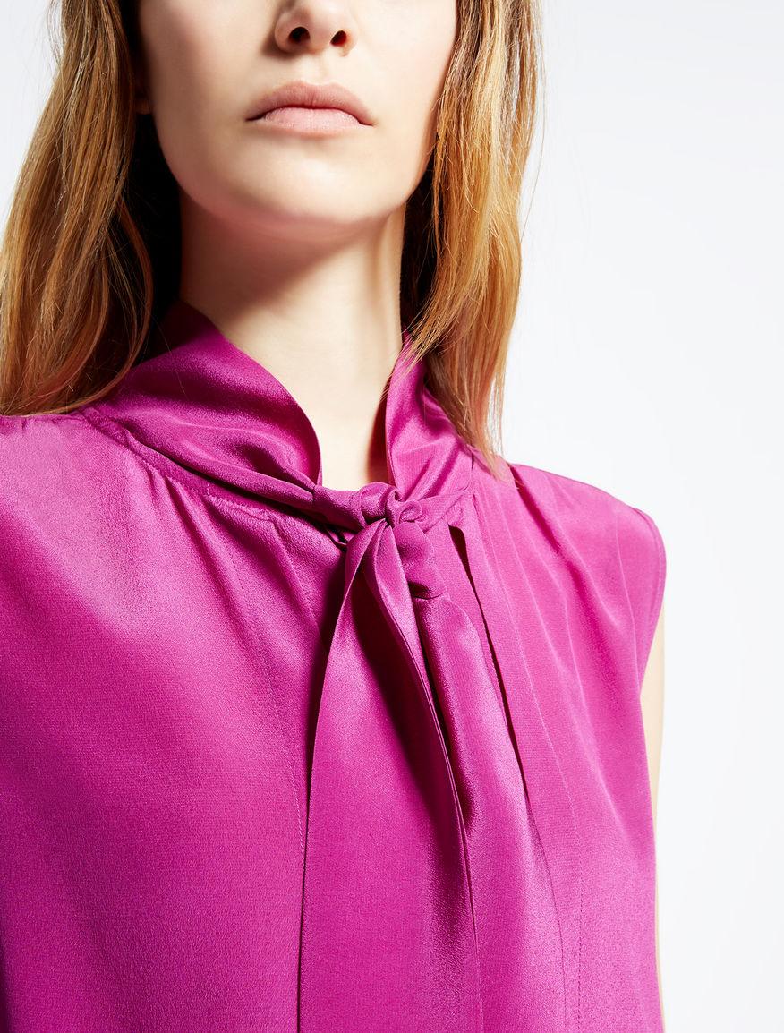 Pure silk shirt Weekend Maxmara