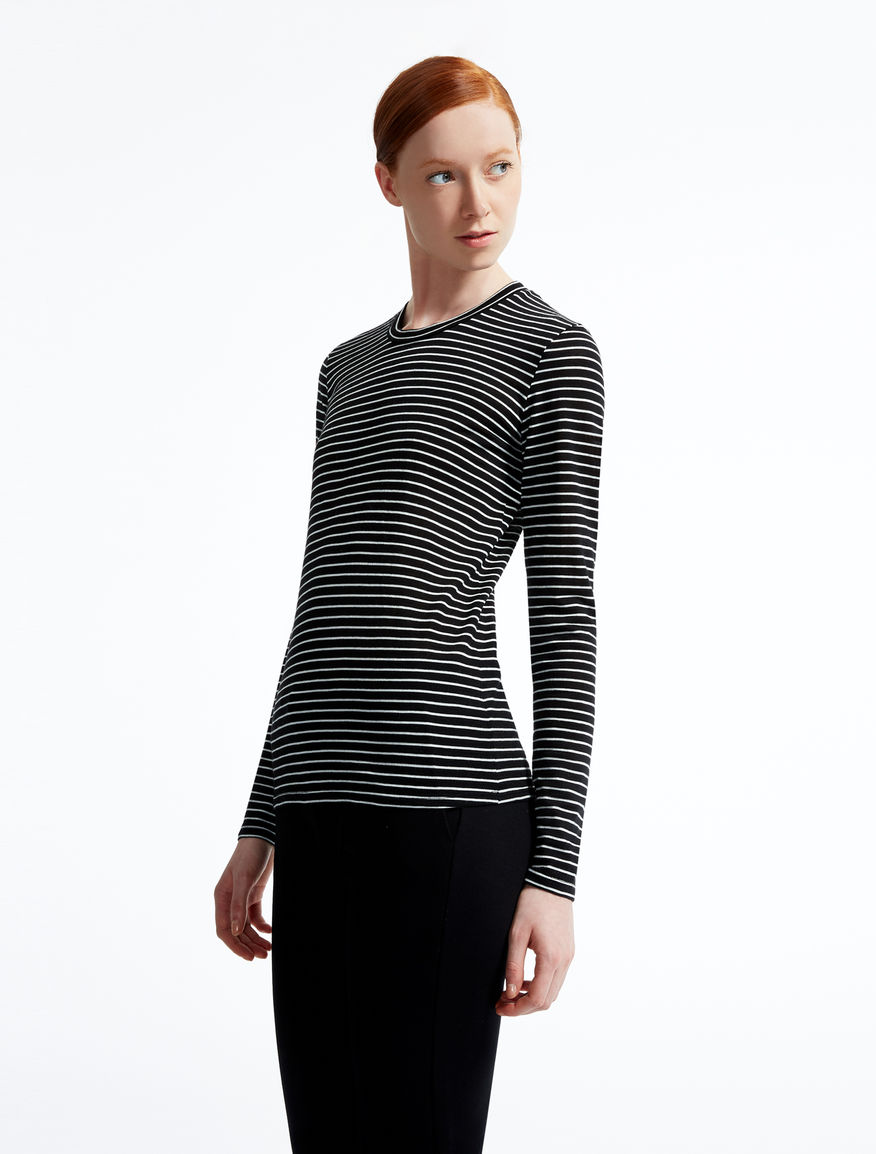 Wool jersey knit shirt Weekend Maxmara