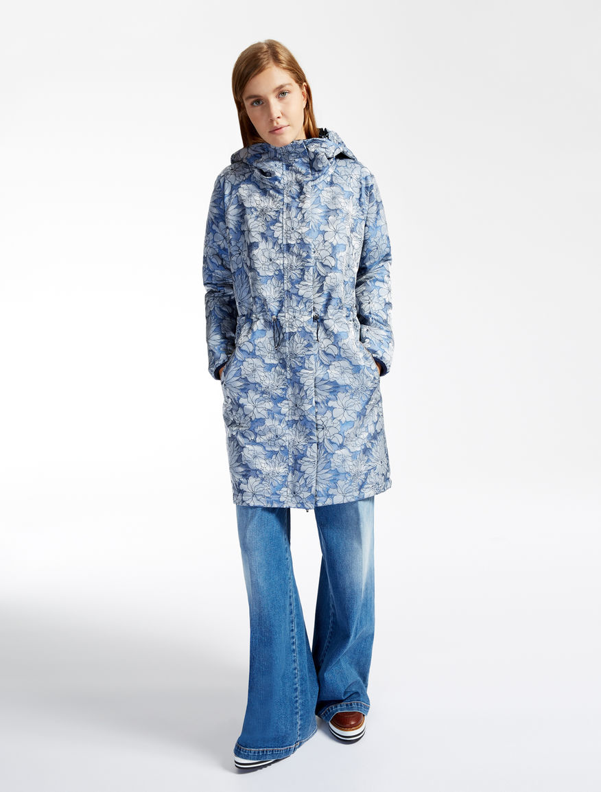 Reversible raincoat Weekend Maxmara
