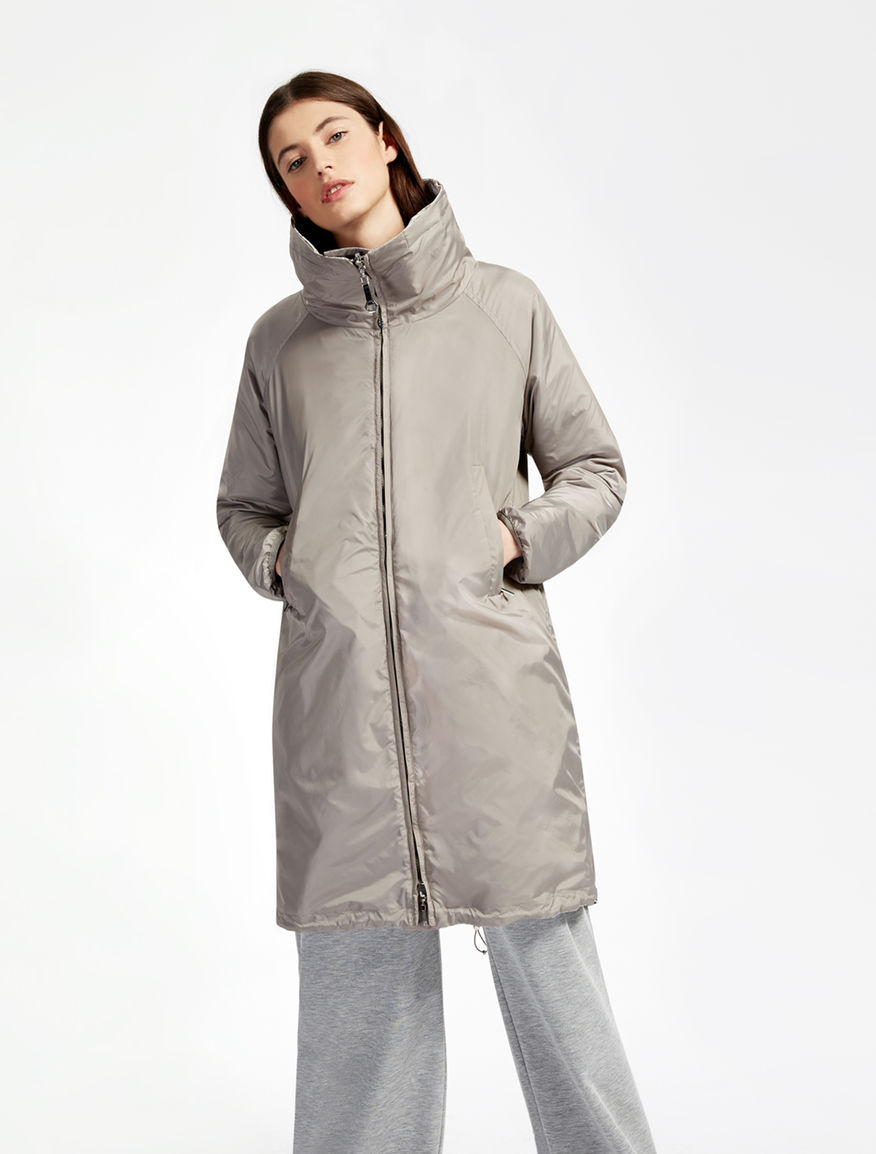 Reversible raincoat parka Weekend Maxmara