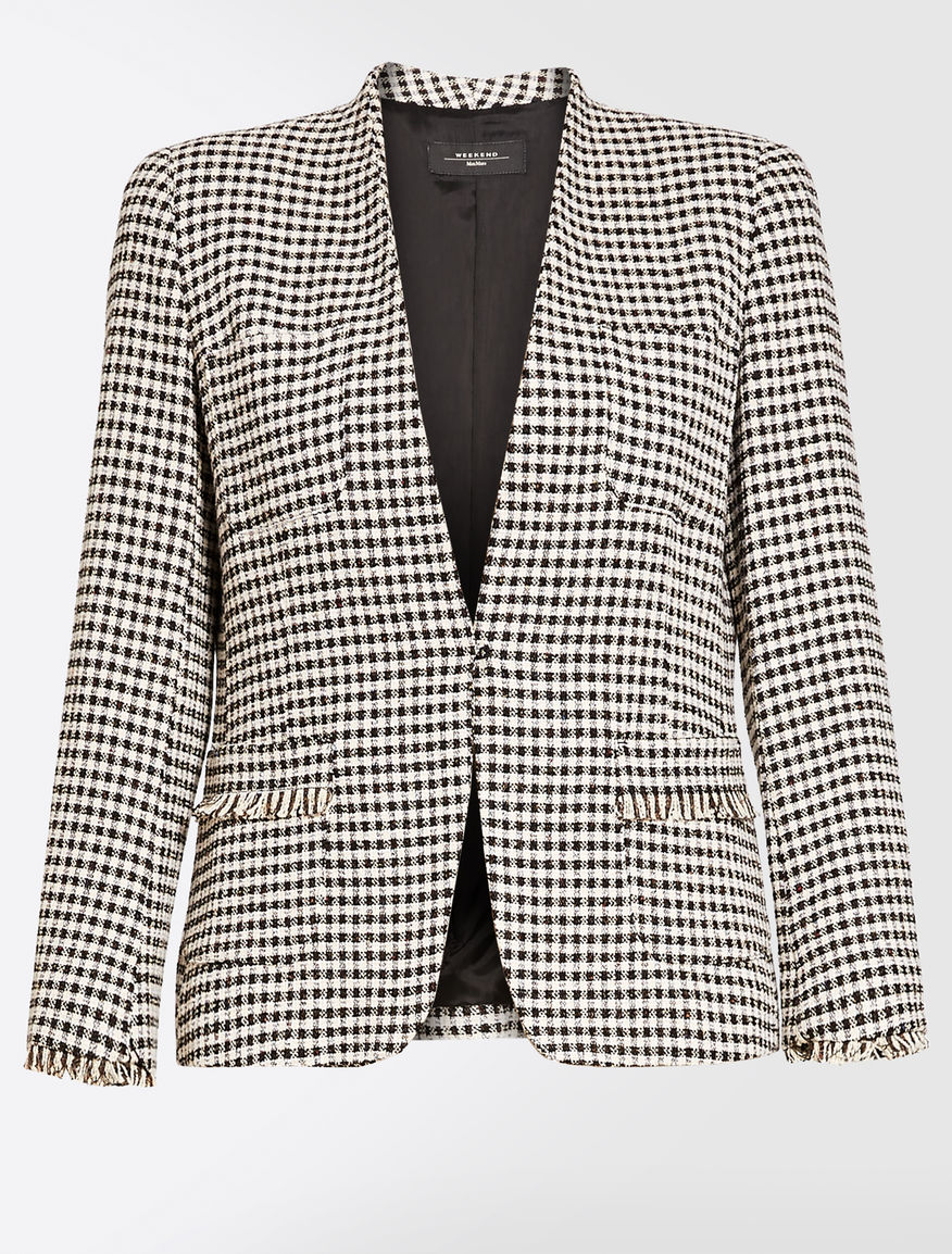 Cotton blend jacket Weekend Maxmara