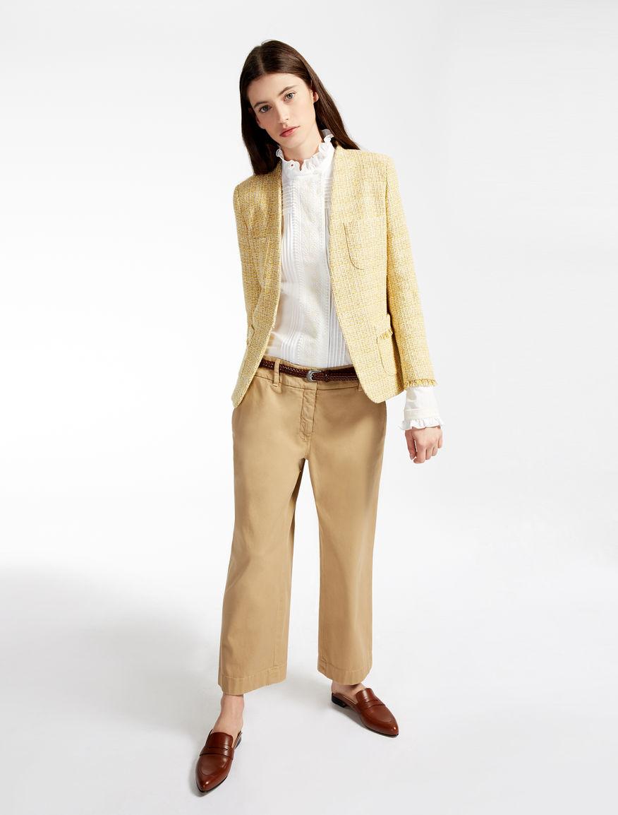 Cotton blend jacket Weekend Maxmara