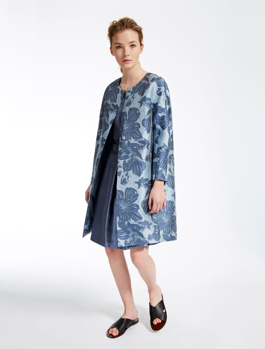 Jacquard duster coat Weekend Maxmara