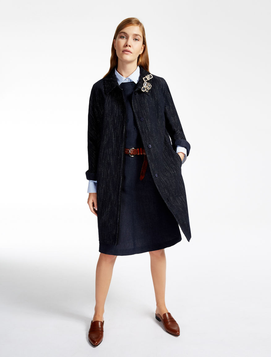 Denim duster coat Weekend Maxmara