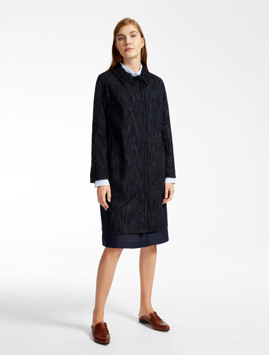 Denim duster coat Weekend Maxmara
