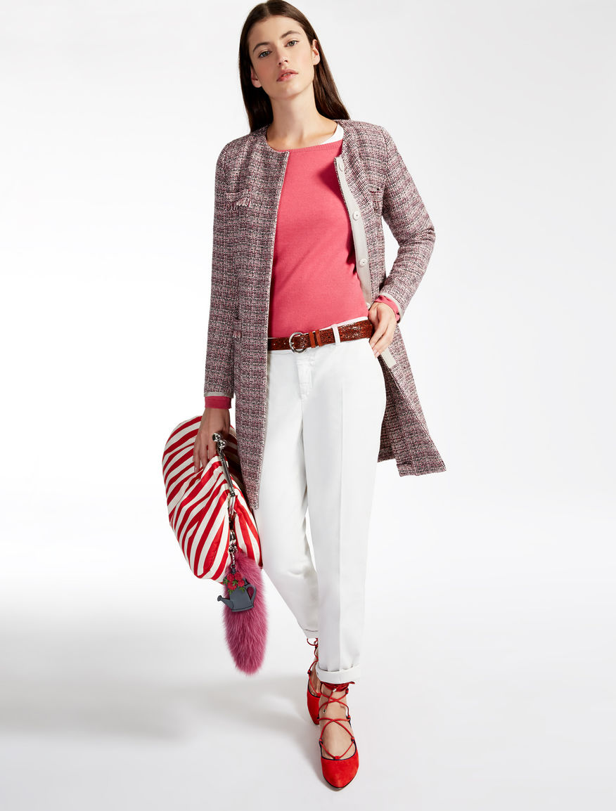 Cotton blend coat Weekend Maxmara