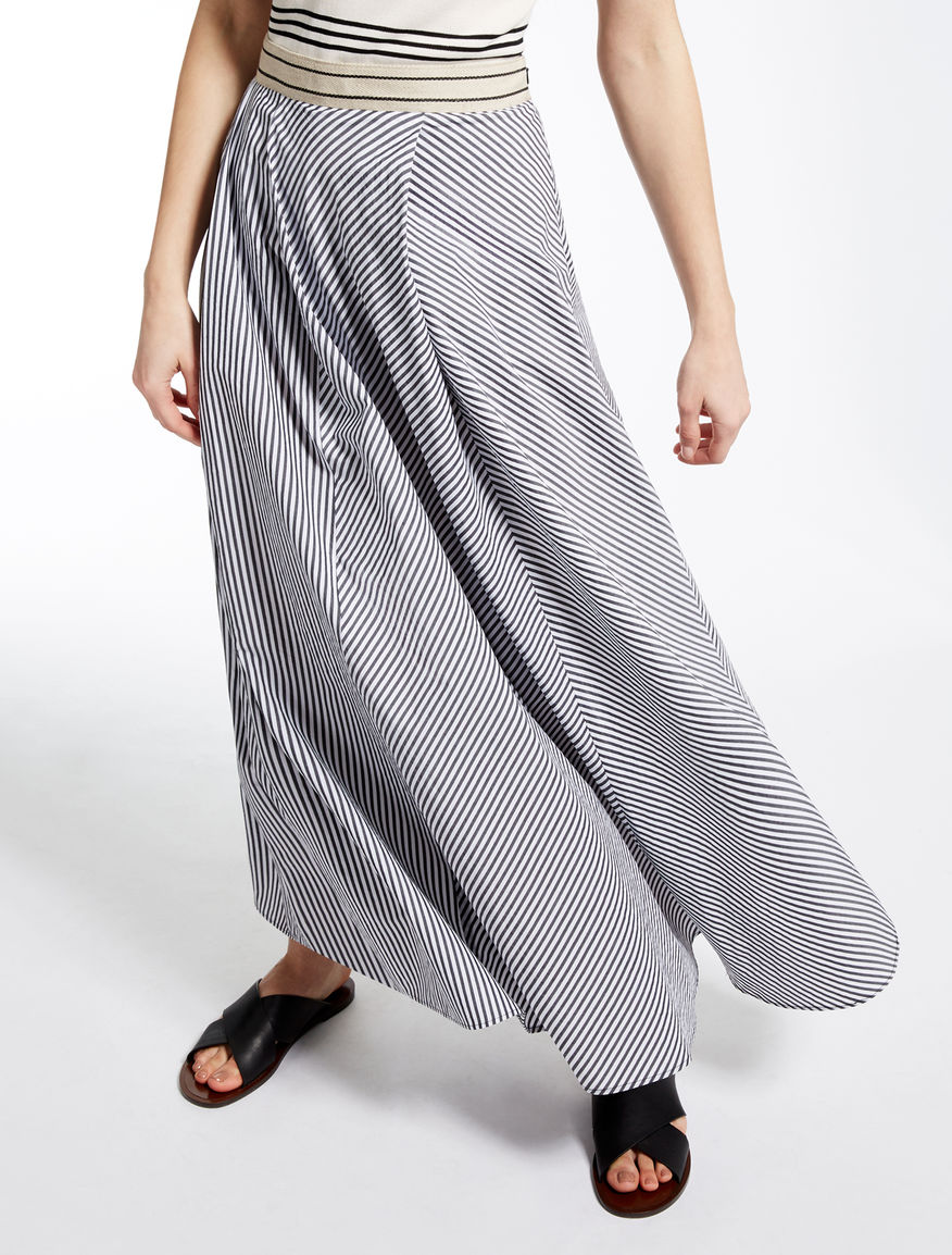 Cotton skirt Weekend Maxmara