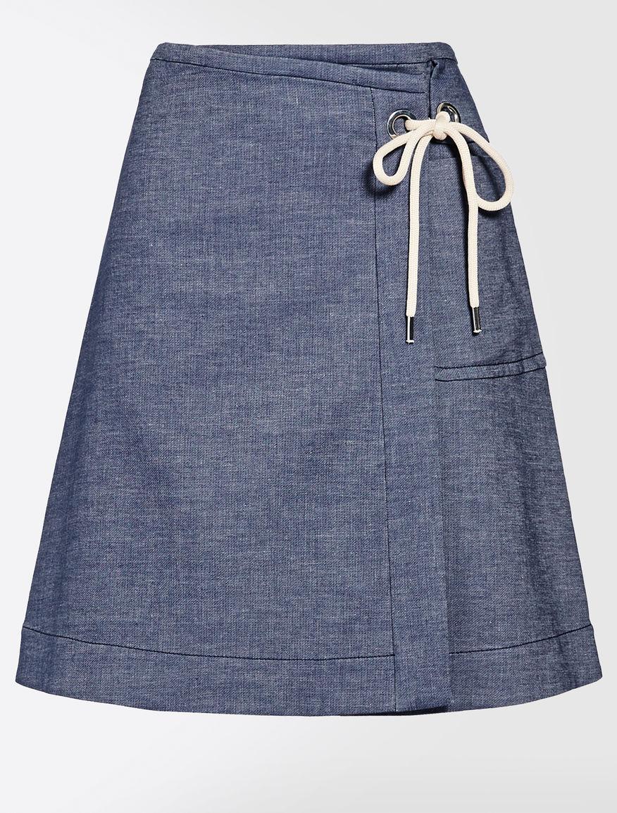 Cotton blend skirt Weekend Maxmara