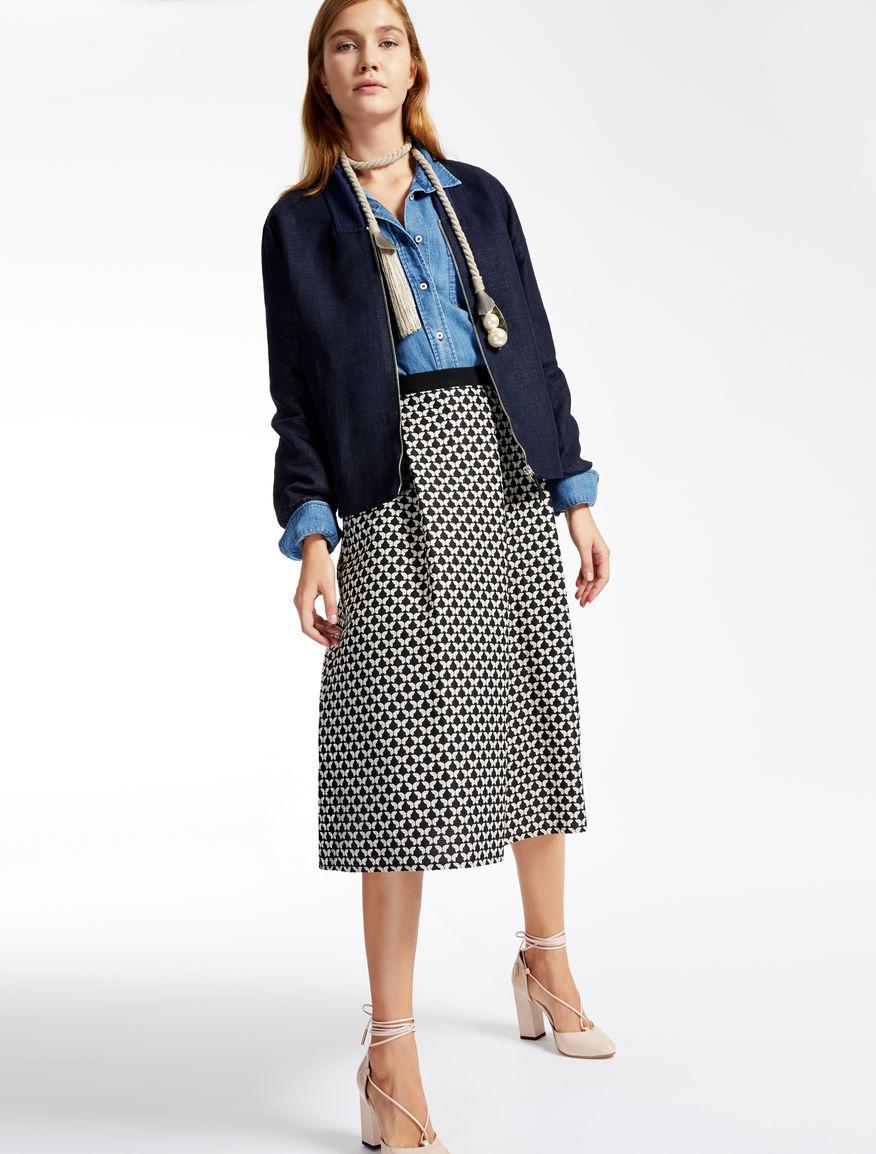 Jacquard skirt Weekend Maxmara