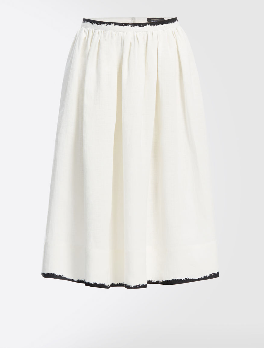 Linen skirt Weekend Maxmara