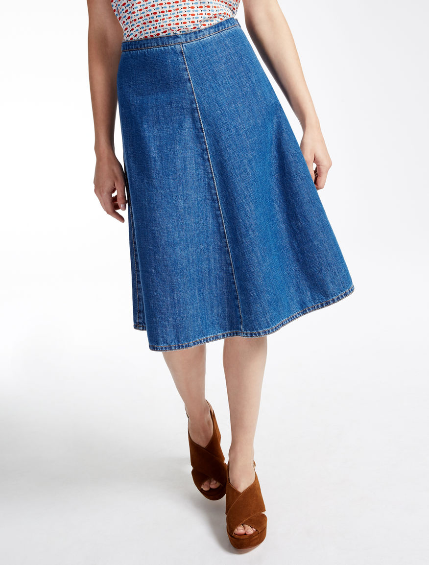 Denim skirt Weekend Maxmara