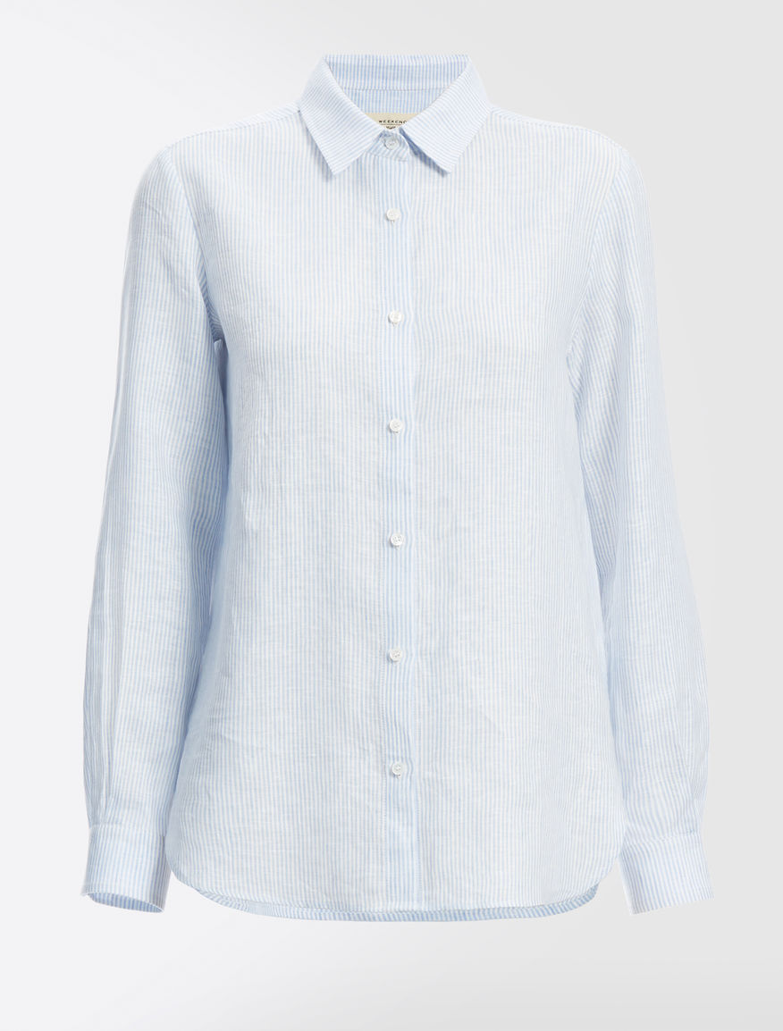 Pure linen shirt Weekend Maxmara