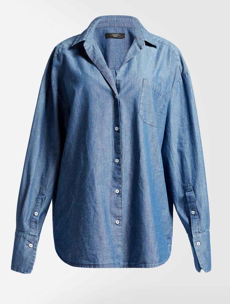 Denim shirt Weekend Maxmara