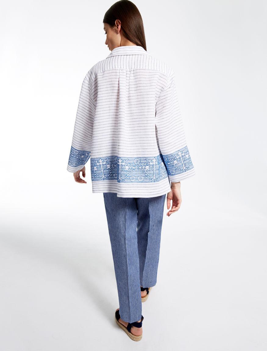 Pure linen tunic Weekend Maxmara