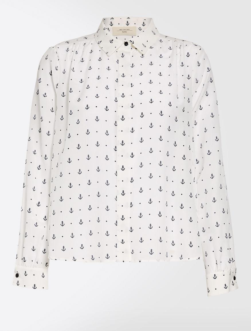 Silk shirt Weekend Maxmara