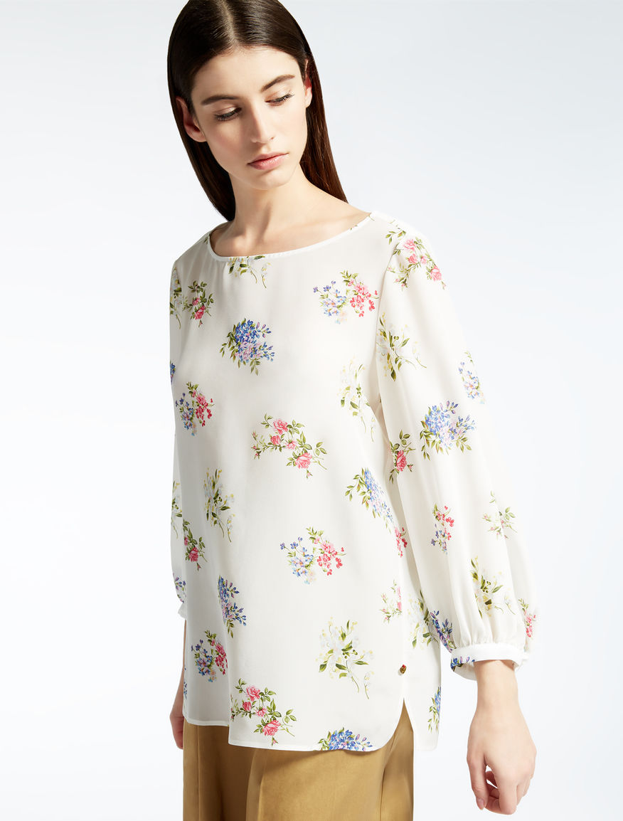 Pure silk blouse Weekend Maxmara