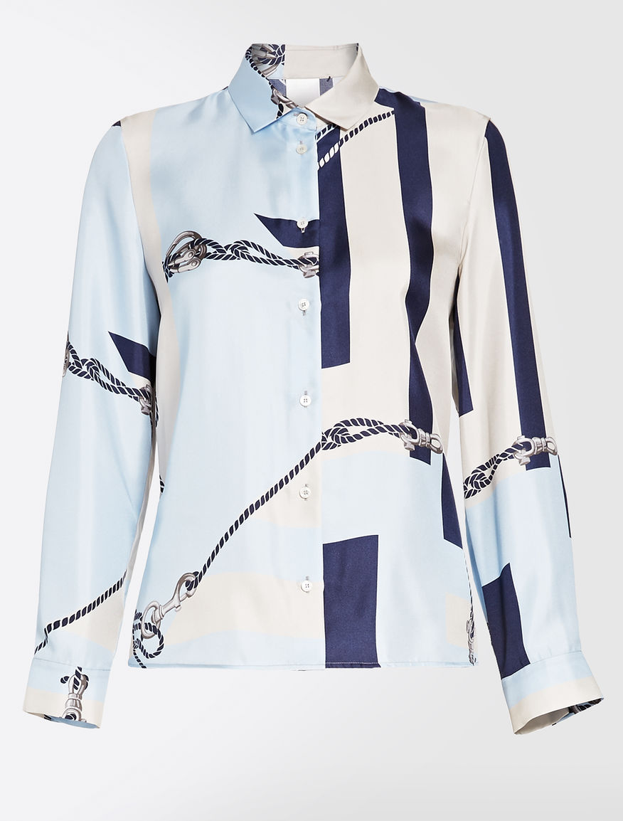 Silk shirt Weekend Maxmara