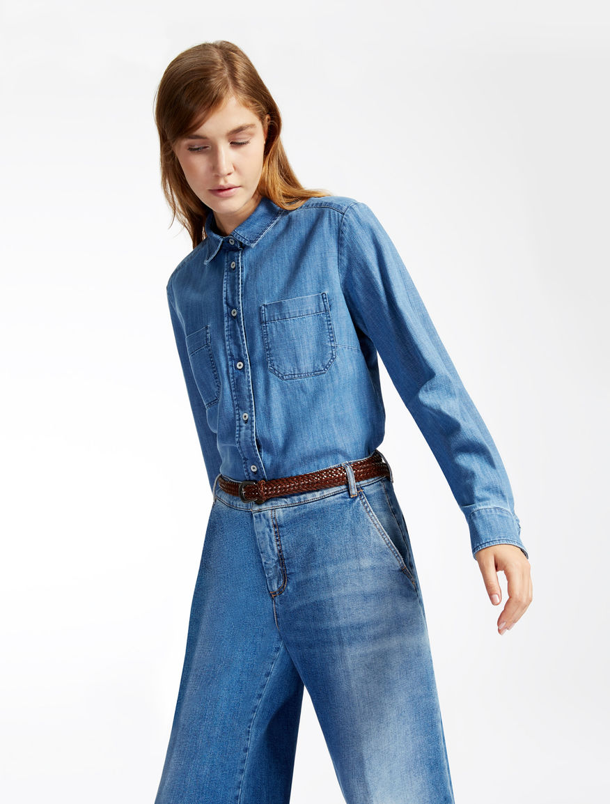 Denim shirt Weekend Maxmara