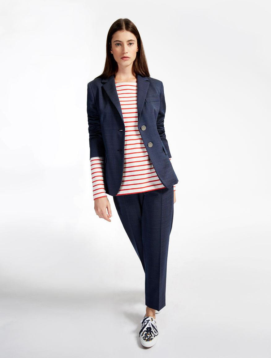 Wool trousers Weekend Maxmara
