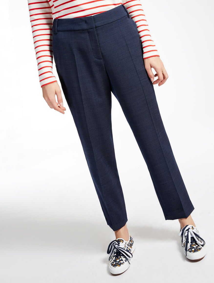 Wool trousers Weekend Maxmara