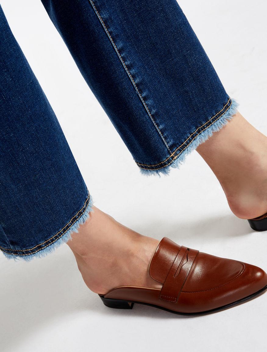 Cropped jeans Weekend Maxmara