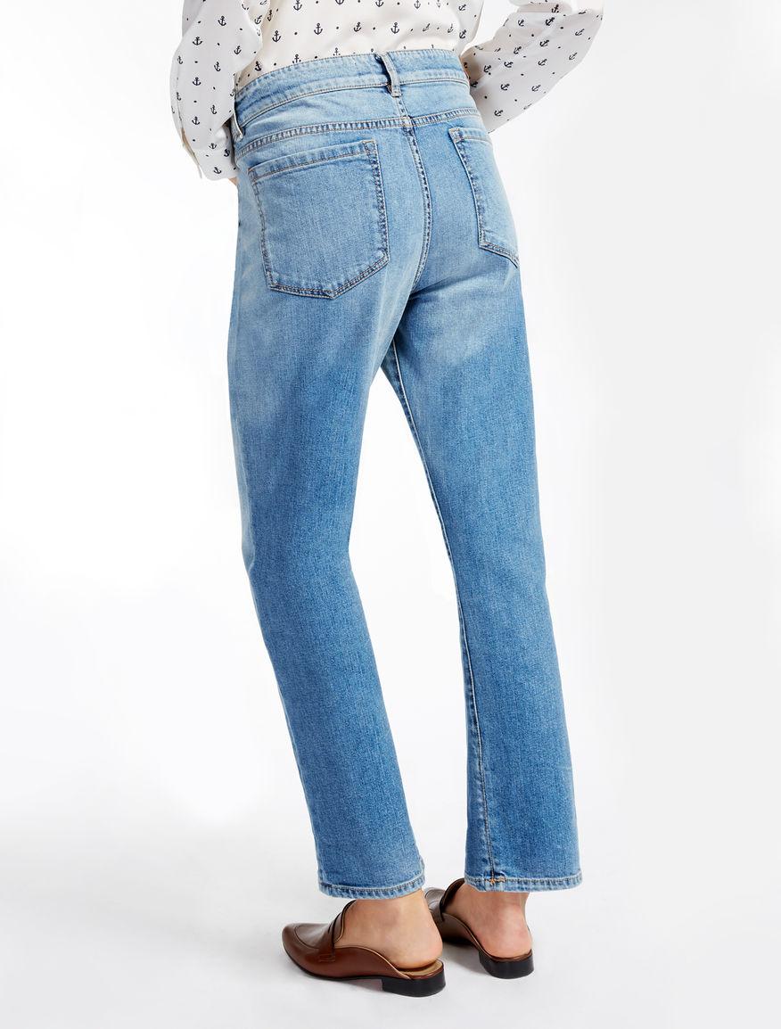 Printed boyfriend jeans Weekend Maxmara