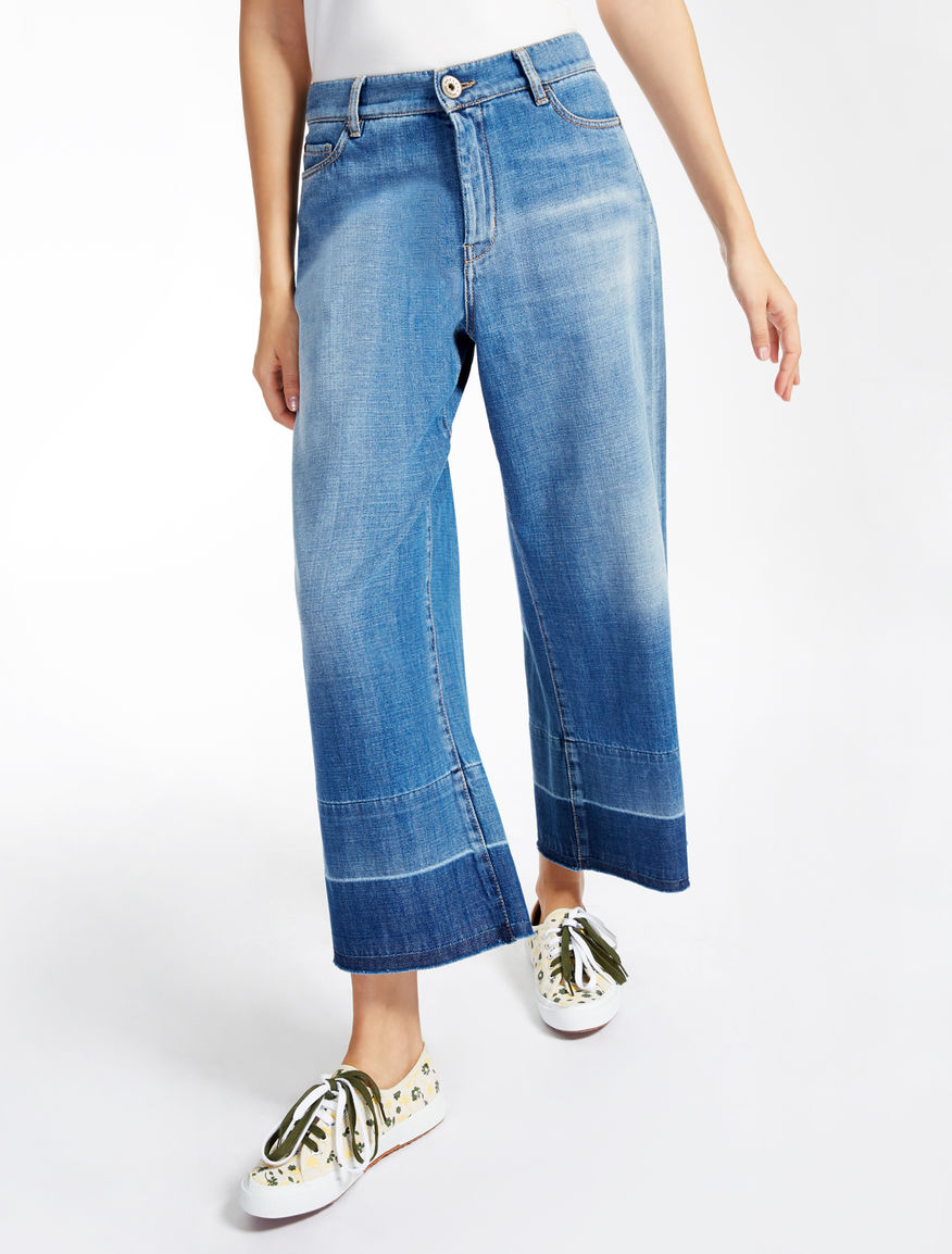 Cropped jeans Weekend Maxmara