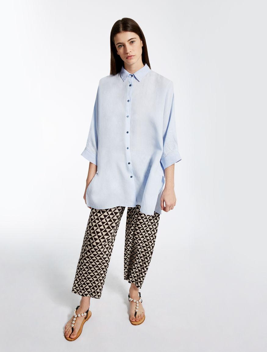 Pure linen shirt Weekend Maxmara