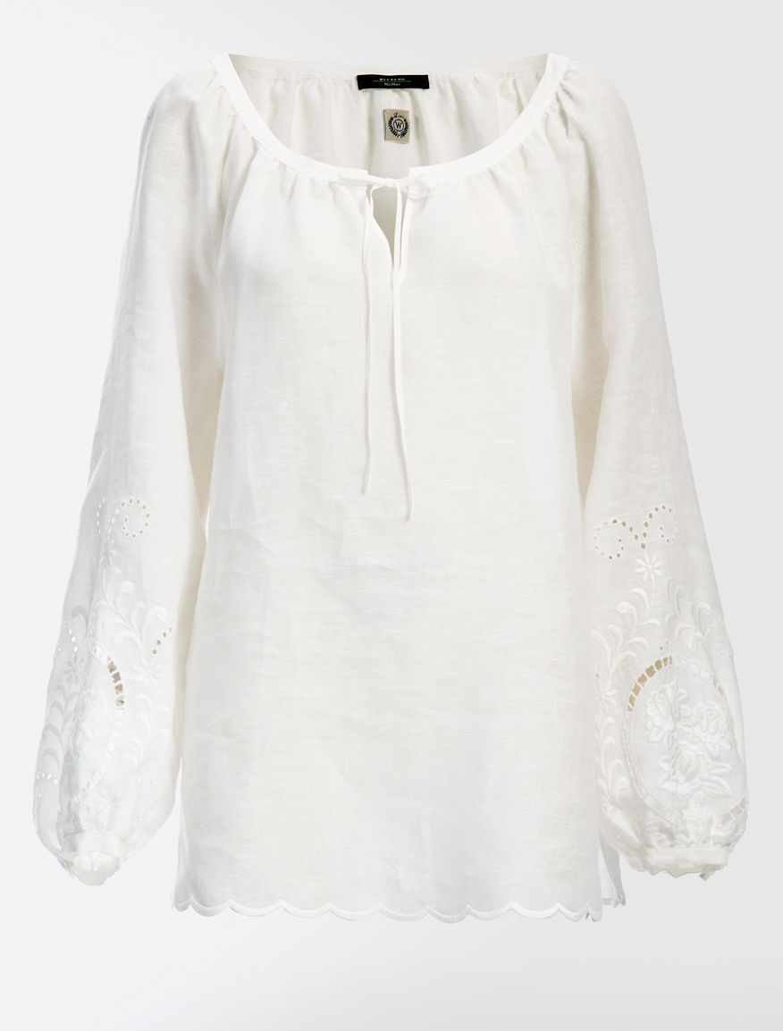 Pure linen blouse Weekend Maxmara