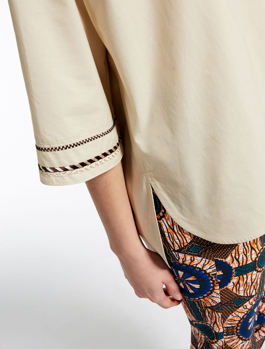 Cotton blouse Weekend Maxmara