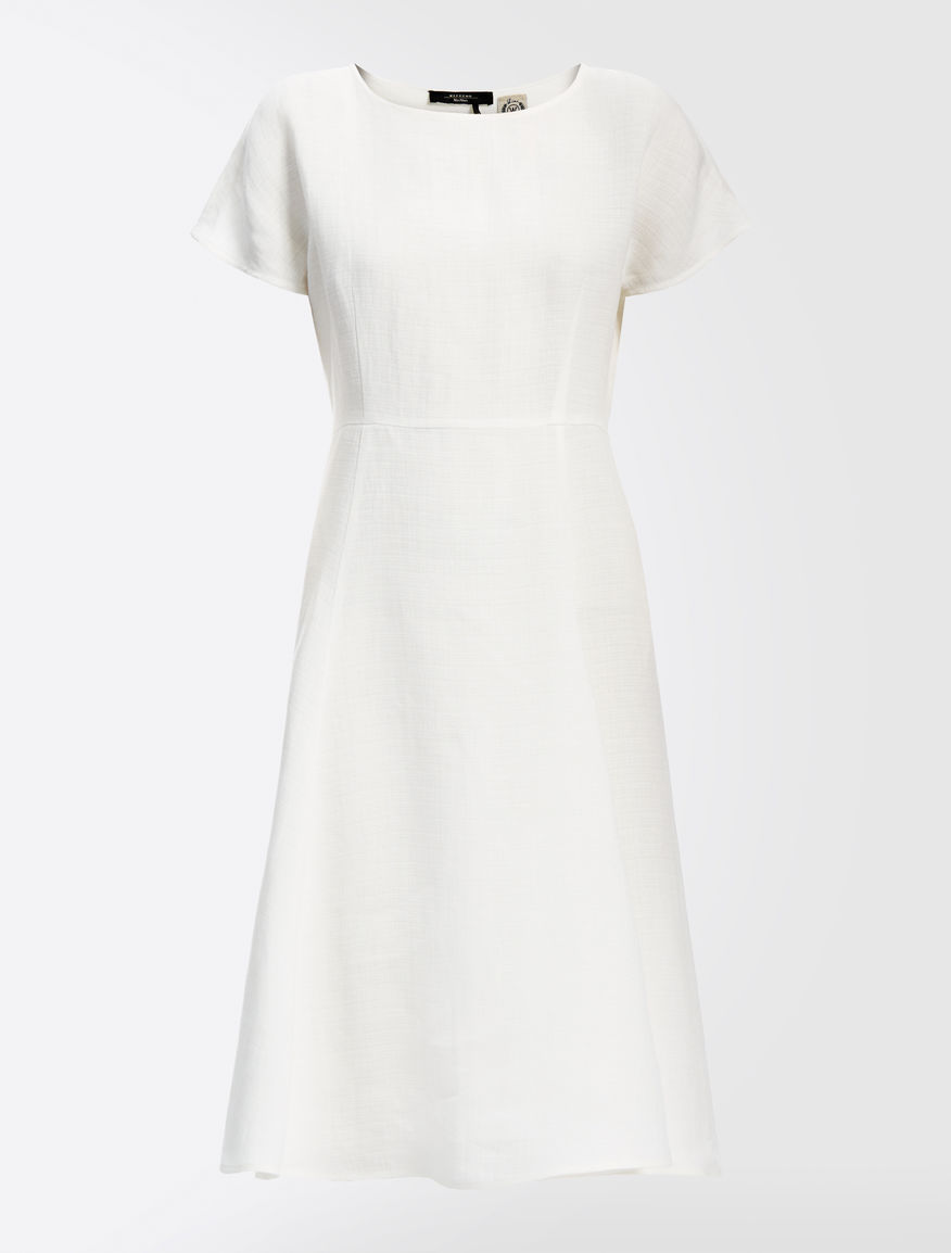 Pure linen dress Weekend Maxmara