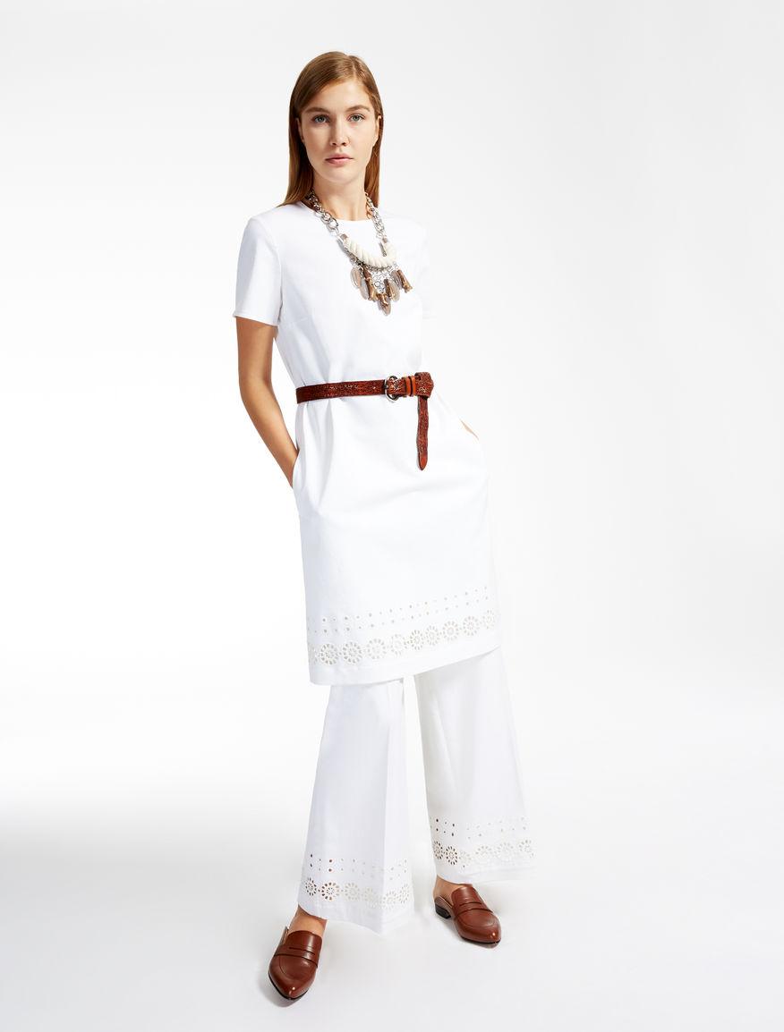 Stretch cotton dress Weekend Maxmara