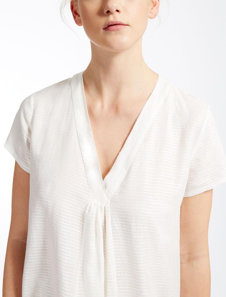 Pure linen dress Weekend Maxmara