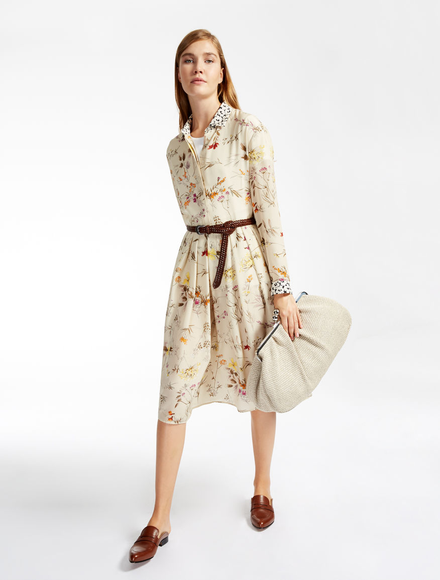 Silk dress Weekend Maxmara