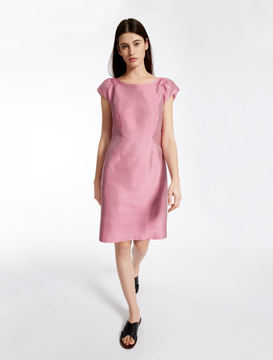 Cotton and silk dress Weekend Maxmara