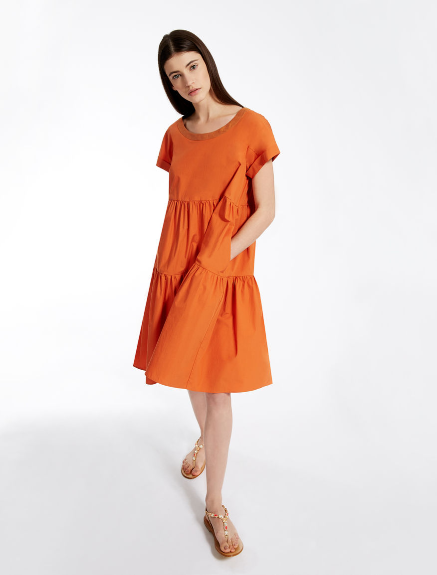 Cotton dress Weekend Maxmara