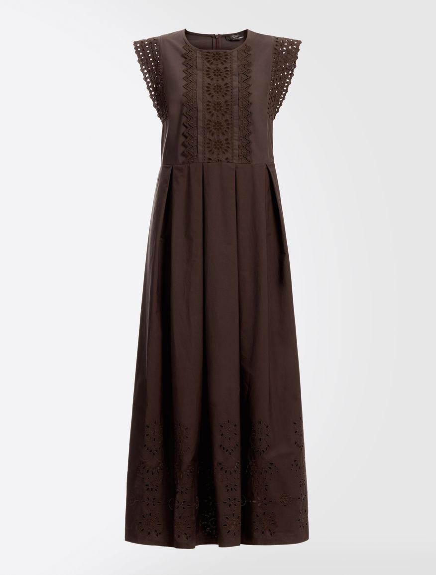 Cotton poplin dress Weekend Maxmara