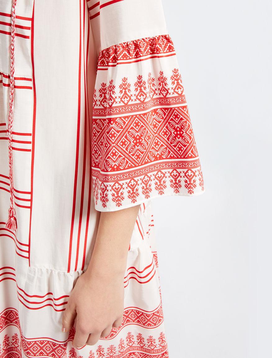 Cotton and silk dress Weekend Maxmara