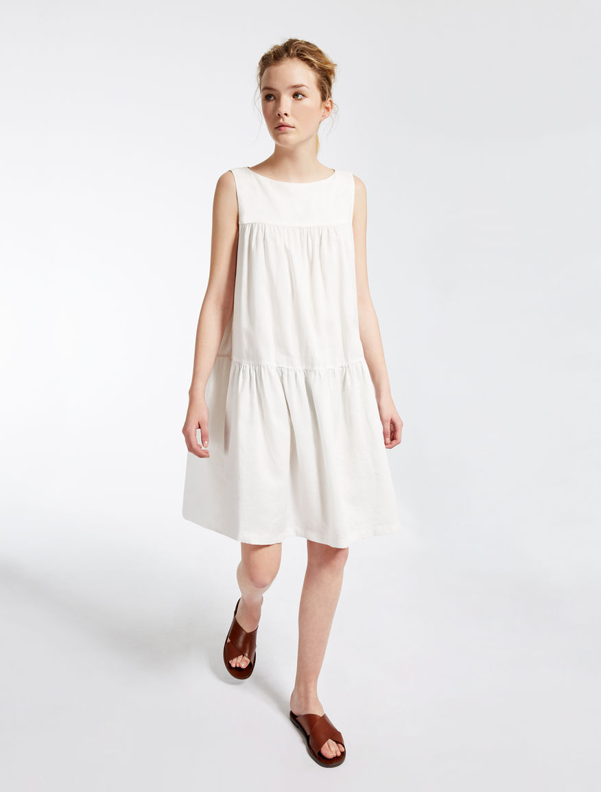 Ramie canvas dress Weekend Maxmara