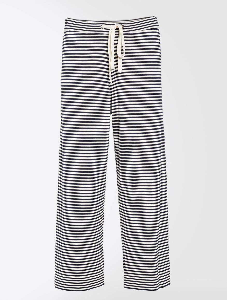 Silk and cotton trousers Weekend Maxmara