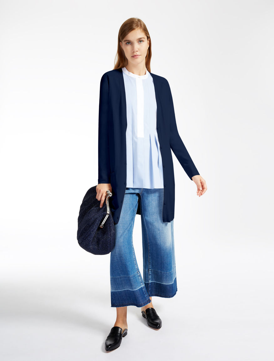 Stretch viscose cardigan Weekend Maxmara