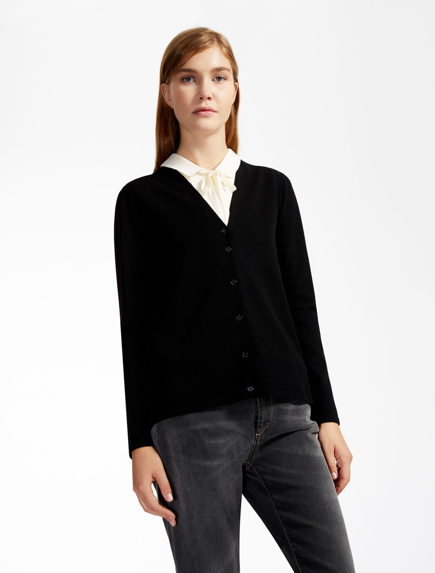 Viscose cardigan Weekend Maxmara