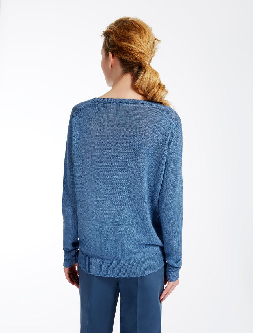 Linen sweater Weekend Maxmara