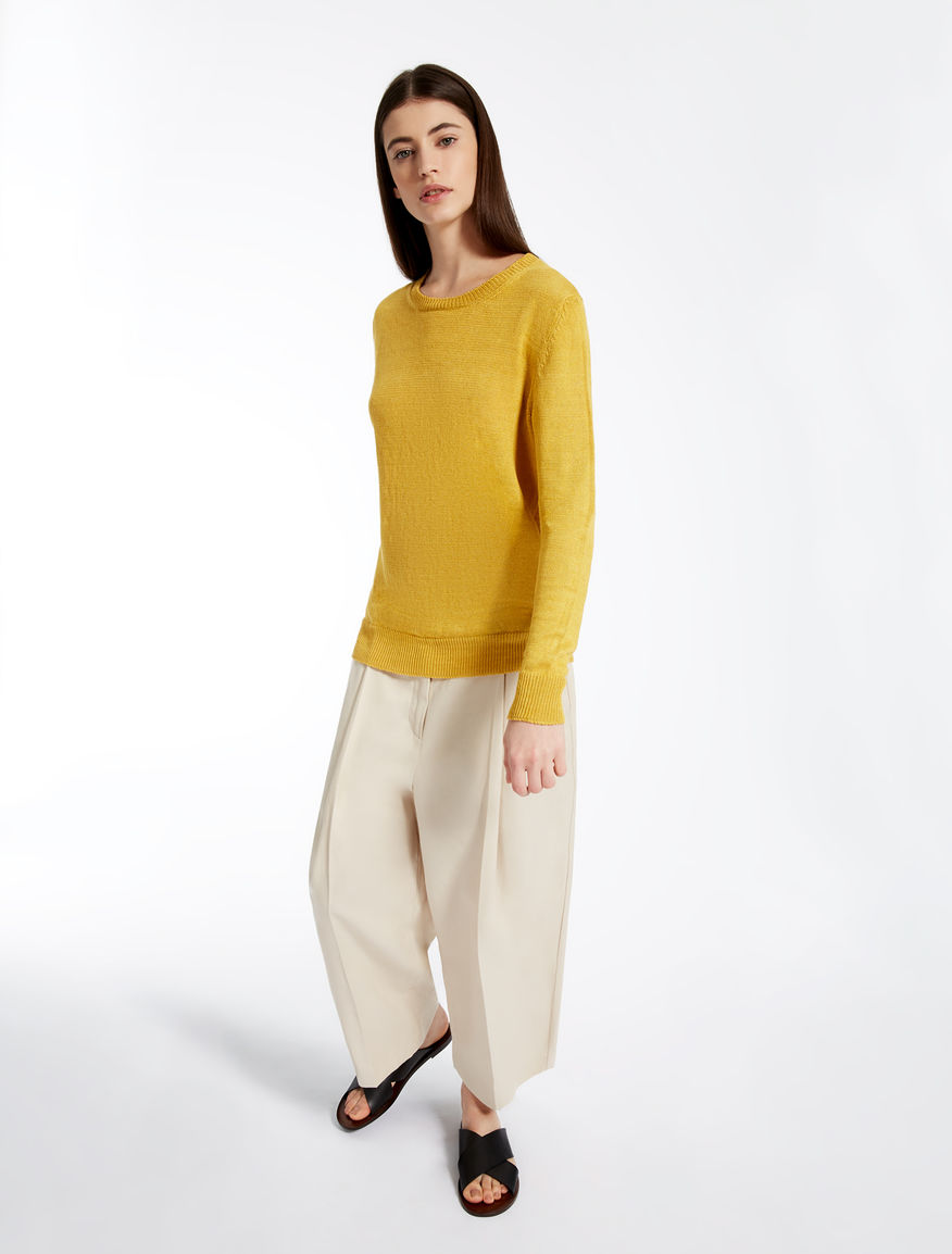 Linen sweater Weekend Maxmara