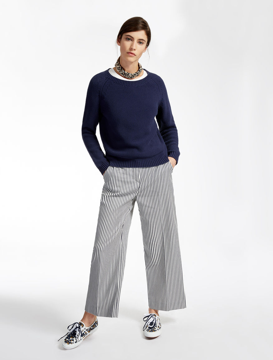 Cotton sweater Weekend Maxmara